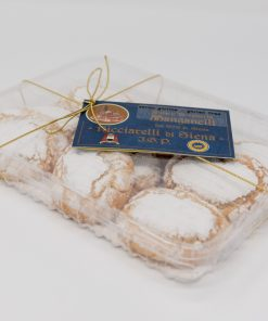 Ricciarelli di Siena IGP 250 grammi Antica Drogheria Manganelli