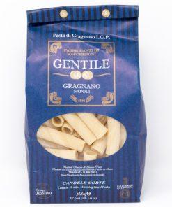 Candele corte Pasta di Gragnano IGP Pastificio Gentile