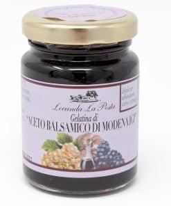 Gelatina di Aceto Balsamico di Modena IGP Locanda La Posta