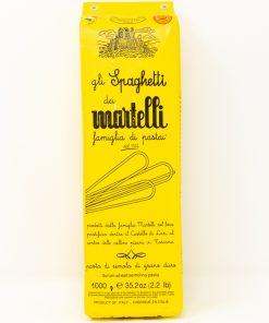 Gli Spaghetti dei Martelli pasta