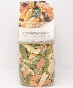 Pasta Foglie d'ulivo tricolori Frantoio di Sant'Agata d'Oneglia