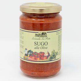Sugo alle olive Locanda La Posta