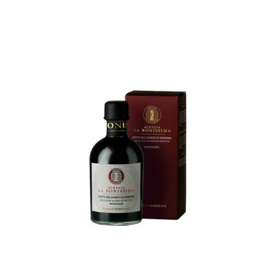 Sigillo Bordeaux con scatola