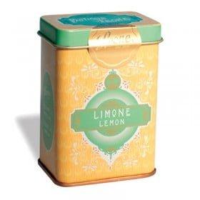lattina retrochic con pastiglie limone da 42g