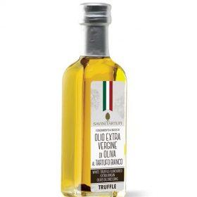 olio extra vergine di oliva al tartufo bianco 1 1