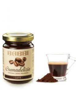 cremadelizia caffè babbi