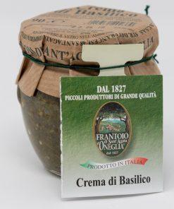Crema di Basilico Frantoio di SantAgata di Oneglia