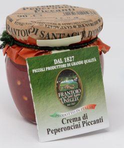 Crema di Peperoncini Piccanti Frantoio di SantAgata di Oneglia