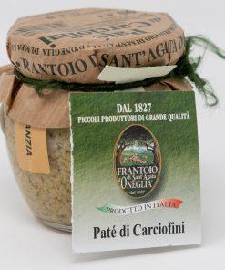 Paté di Carciofini Frantoio di SantAgata di Oneglia