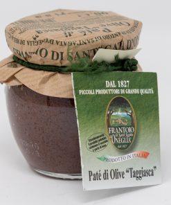 Paté di Olive Taggiasca Frantoio di SantAgata di Oneglia