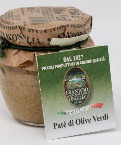 Paté di Olive Verdi Frantoio di SantAgata di Oneglia
