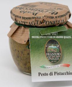 Pesto di Pistacchio Frantoio di SantAgata di Oneglia