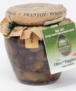 Olive Taggiasca Snocciolate Frantoio di SantAgata di Oneglia