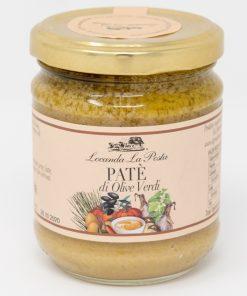 Patè di Olive Verdi Locanda La Posta