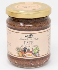 Patè di Olive e Arance Locanda La Posta