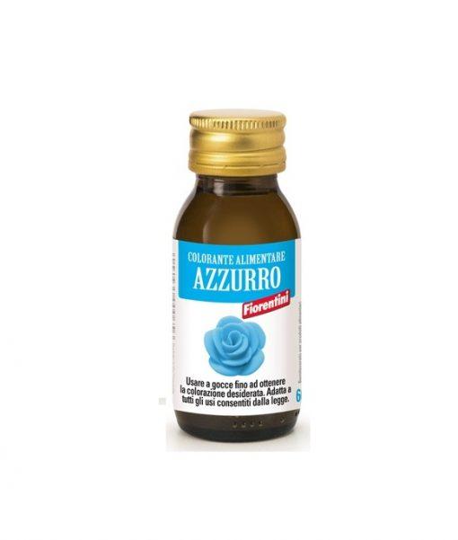Colorante alimentare Azzurro 60 ml FIORENTINI 1