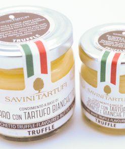 Duo Condimento a base di Burro con Tartufo Bianchetto Savini Tartufi per immagine prodotto