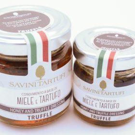 Duo Condimento a base di Miele e Tartufo Savini Tartufi per immagine prodotto