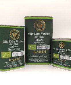 olio bardi tanica