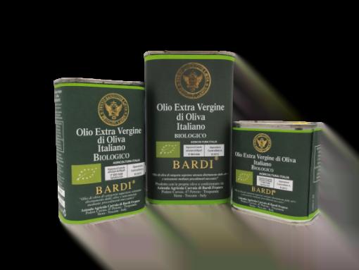 olio bardi tanica biologico