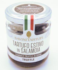 Tartufo Estivo in Salamoia Savini Tartufi 100gr