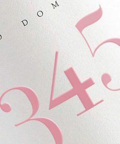 anno domini 345 rosato text