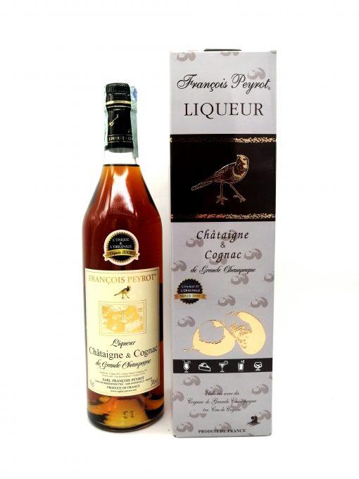 Cognac castagne francois peyrot