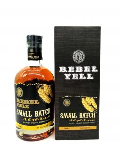 whisky rebell yell bourbon small batch reserve